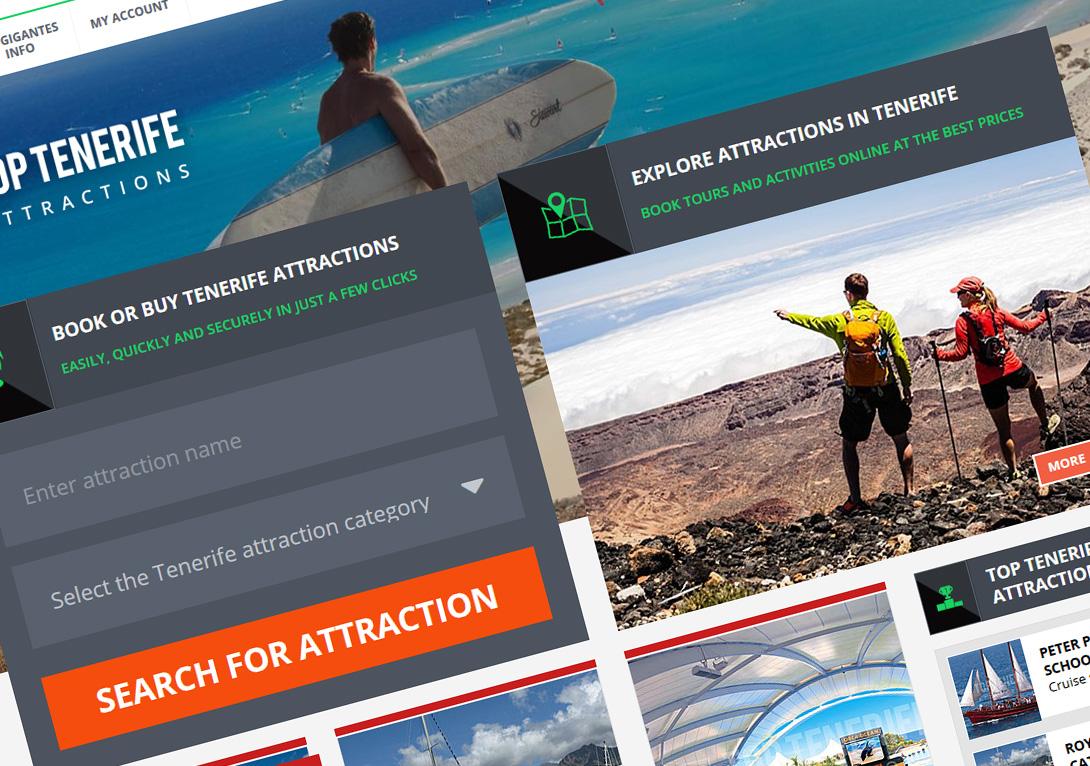 Top Tenerife Attractions
